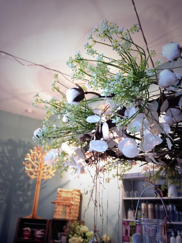 Artificial Flowers Le Petit Jardin