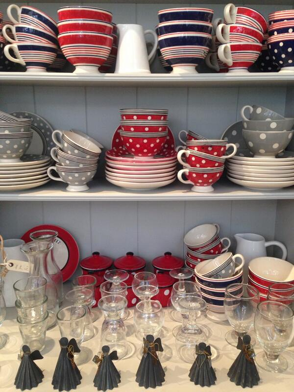 french dishes & tableware