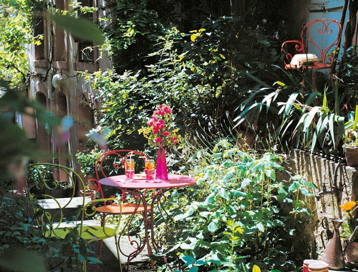 1900 table 67 cm le petit jardin - Table jardin fermob ...