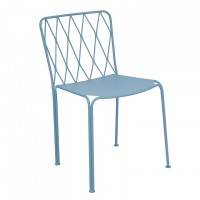 Kintbury chair in Lagoon Blue