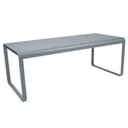 Bellevie table in Storm Grey
