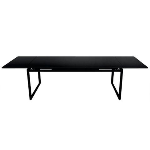 Biarittz table in Liqourice