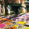 Bistro tables and chairsPhotography by Stephane Rambaud