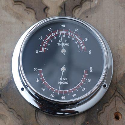 Chrome Temperature & Hydration