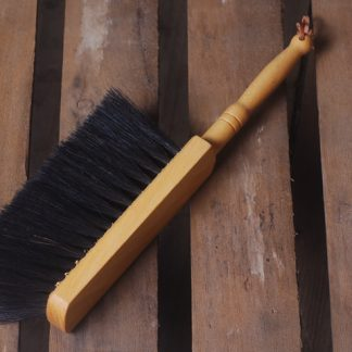 Soft horsehair brush