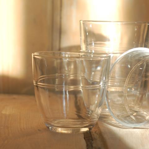 Duralex Gigogne glasses