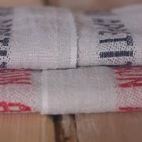 'Bon Appetit' French linen tea towel