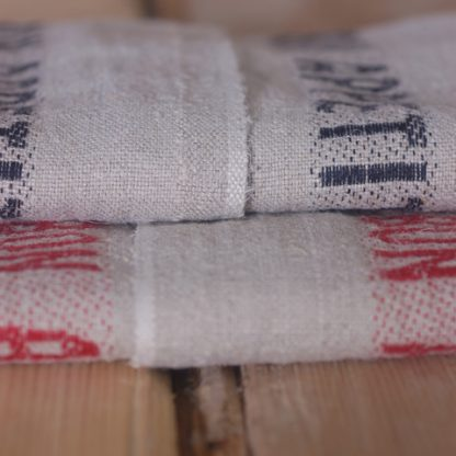 Bon Appetit French linen tea towel