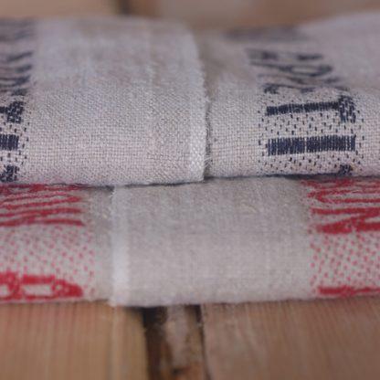 Bon Appetit French linen tea towel