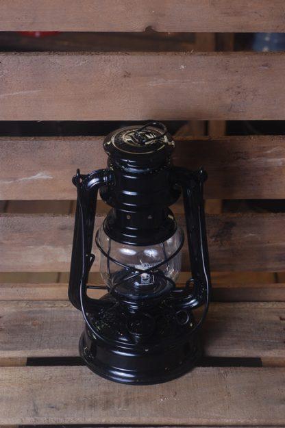 Feuerhand lantern in Black