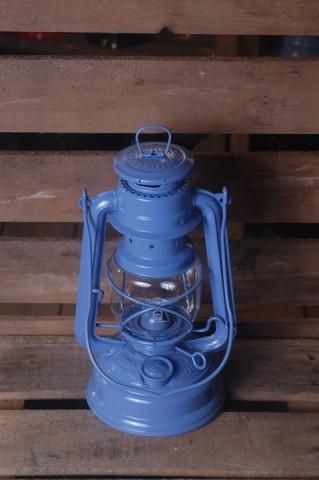 Feuerhand lantern in Breton Blue