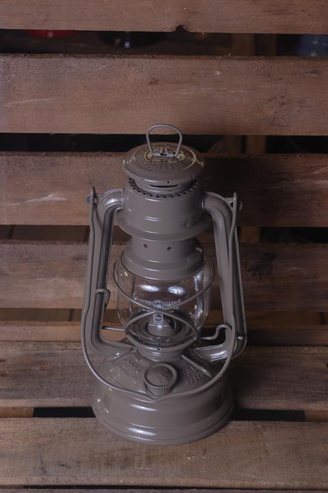 Feuerhand lantern in Donkey Grey