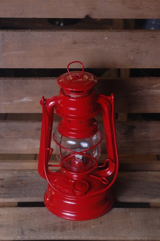 Feuerhand lantern in Fire Red