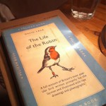 "A book about Robin(s). ""The Life of the Robin"" by David Lack"