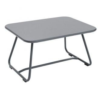 Sixties table in Storm Grey