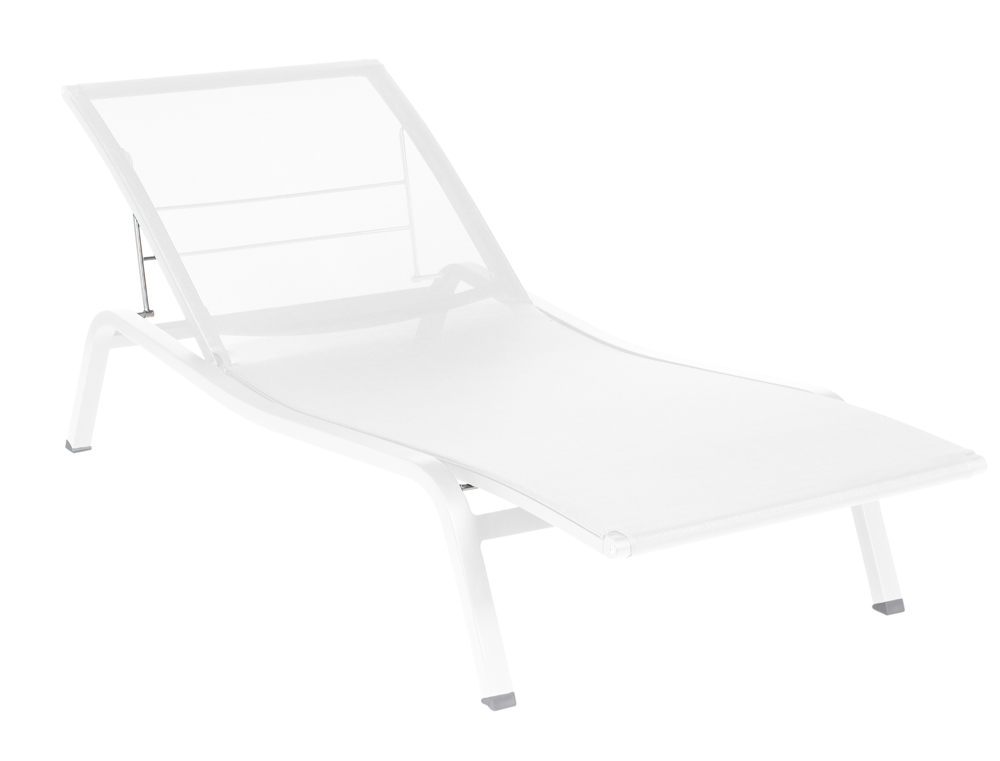 The Aliz 233 Sunlounger By Fermob From Le Petit Jardin