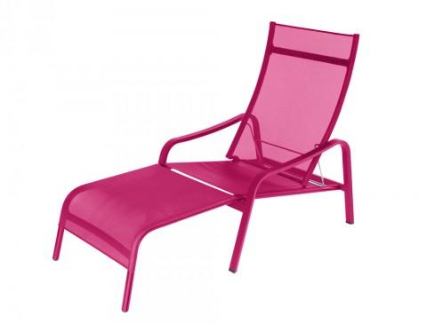 Alizé deck chair in Fuchsia