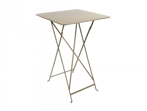 Bistro high table in Nutmeg