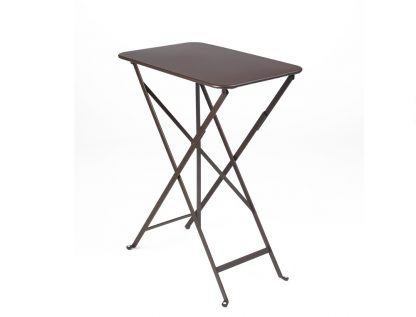 Bistro table 37 × 57 cm in Russet