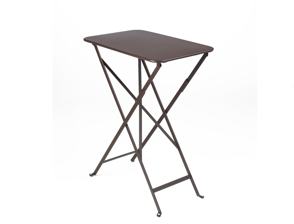 Bistro table 37×57cm in Russet
