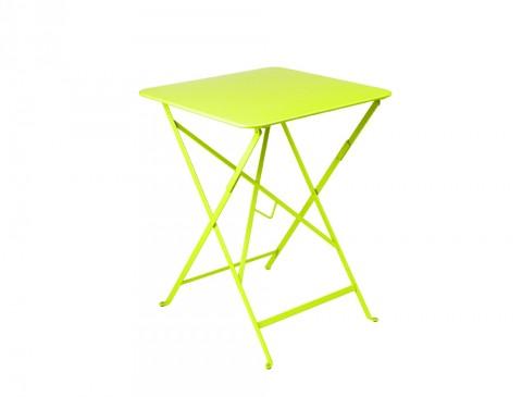 Bistro table 57×57cm in Verbena Green