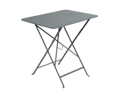 Bistro table 77 × 57 cm in Storm Grey
