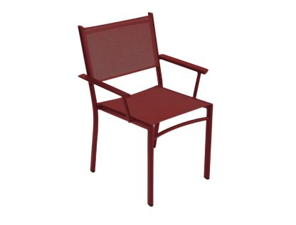 Costa armchair in Chili