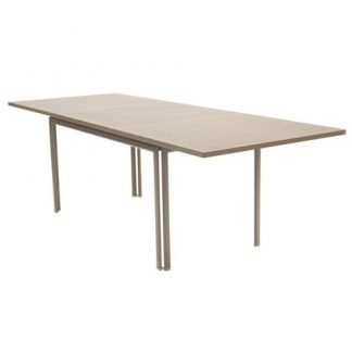 Costa extending table in Nutmeg