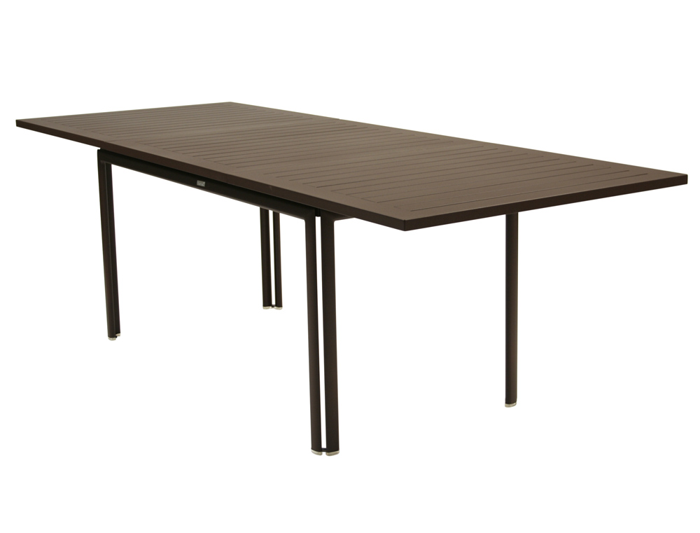 Costa extending table 160 240 90 cm le petit jardin - Table jardin weldom creteil ...