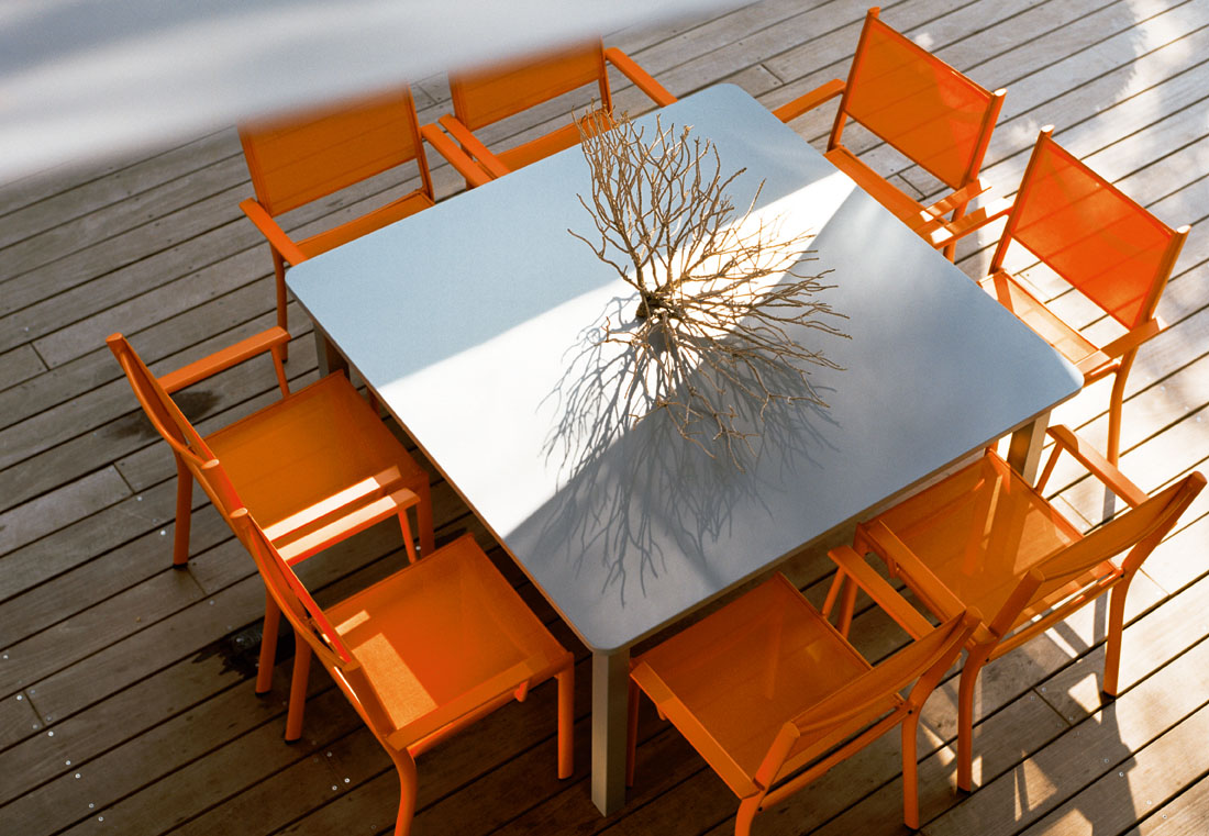 Craft Table By Fermob Available From Le Petit Jardin