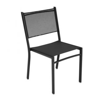 Costa chair in Liquorice