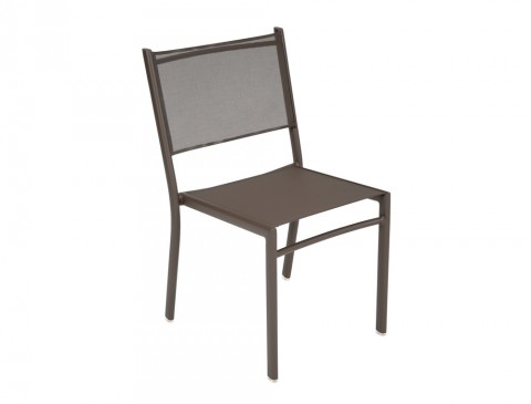 Costa chair in Russet