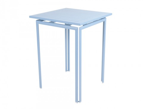 Costa high table in Fjord Blue