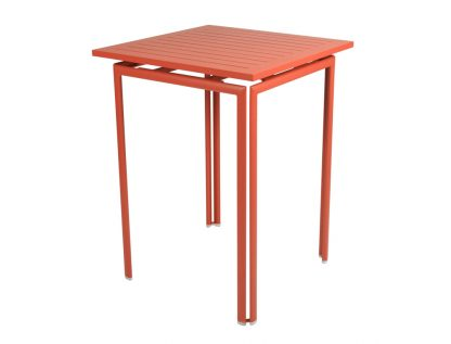 Costa high table in Paprika