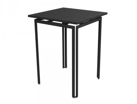 Costa high table in Liquorice