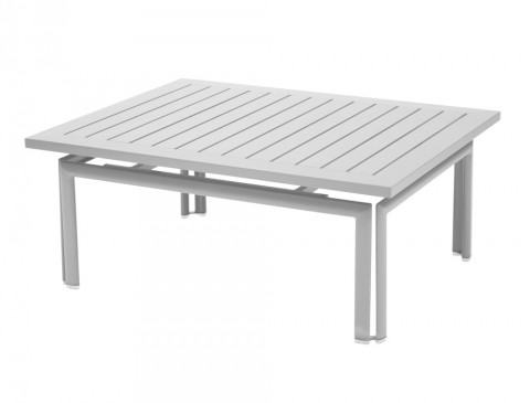 Costa low table in Steel Grey