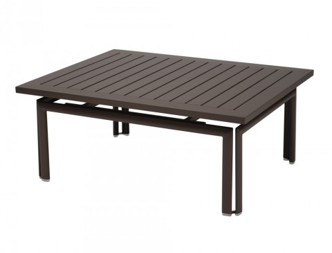 Costa low table in Russet