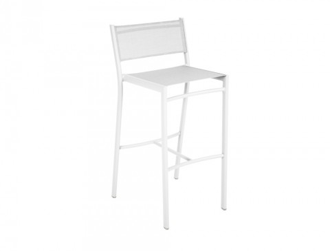 Costa high chair in Cotton White