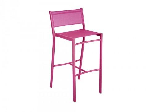 Costa high chair in Fuchsia
