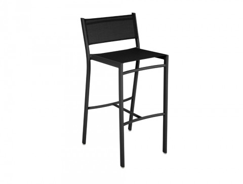 Costa high chair in Liquorice