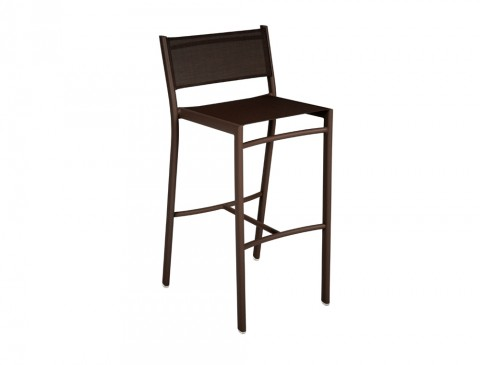 Costa high chair in Russet