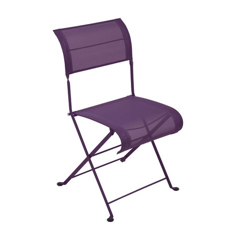 Dune chair in Aubergine