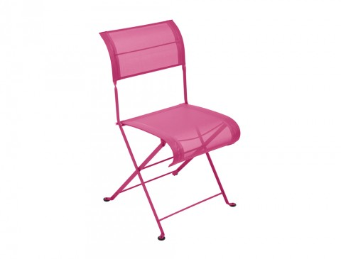 Dune chair in Fuchsia