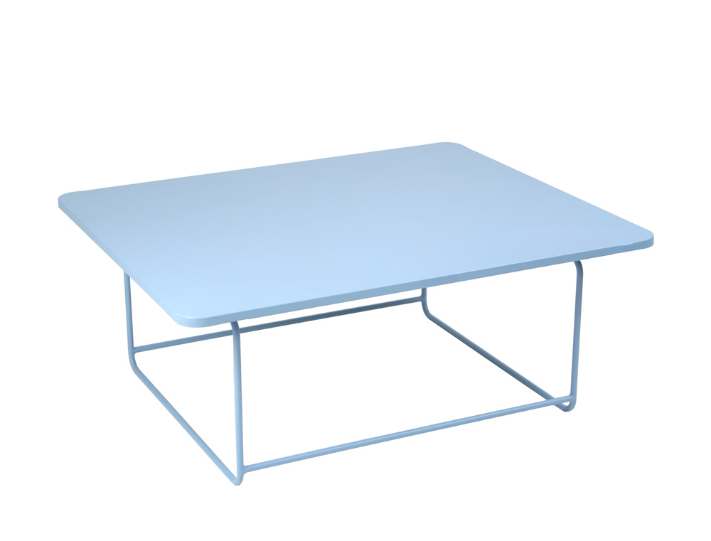 Ellipse low table le petit jardin - Table jardin naterial villeurbanne ...