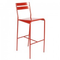 Facto high chair in Poppy