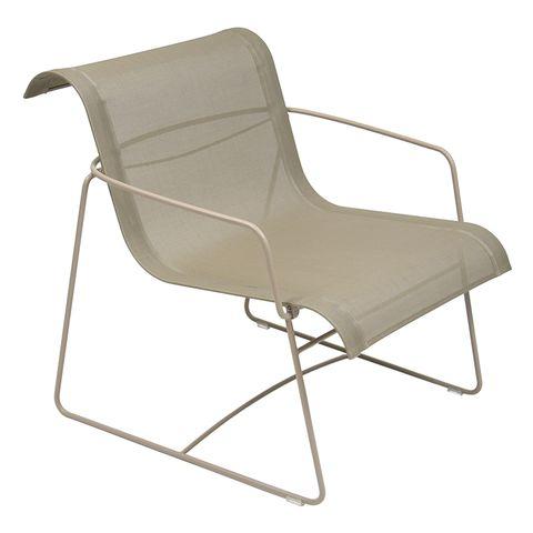 Ellipse armchair in Nutmeg