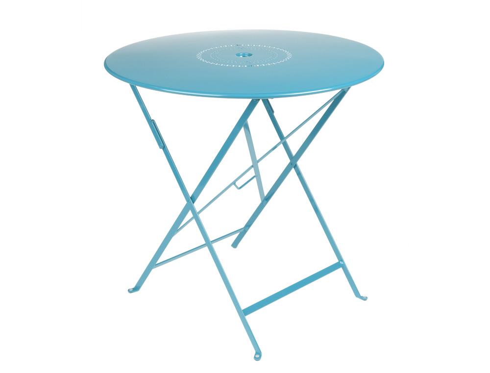 Floreal table 77 cm le petit jardin for Table extensible fermob