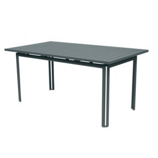 Costa table 160 × 80 in Storm Grey