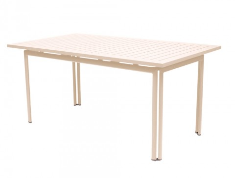 Costa table 160 × 80 in Linen