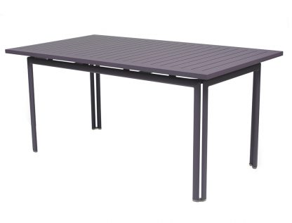 Costa table 160 × 80 in Plum